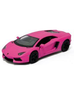 Lamborghini 12cm - rosa