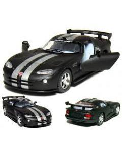 Dodge Viper GTSR 1:36 svart