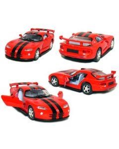 Dodge Viper GTSR 1:36 rød