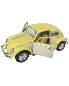 Volkswagen 1967 Classical Beetle Ivory Door 12cm - gul