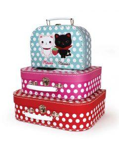 Koffertsett 3-i-1
