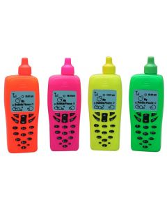 Mobiltelefon med såpebobler 88ml - ROSA