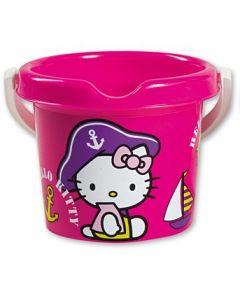 Hello Kitty liten bøtte - rosa