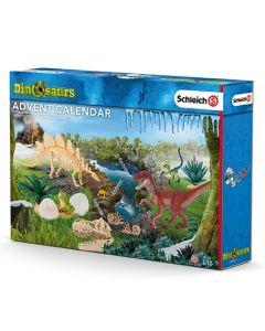 Schleich adventskalender 2016 Dinosaurer