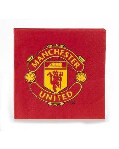 Manchester United servietter - 20 deler