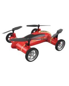 Syma X9 Quadcopter Flycar RC - rød