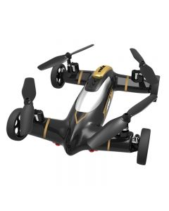 Syma X9 Quadcopter Flycar RC - svart