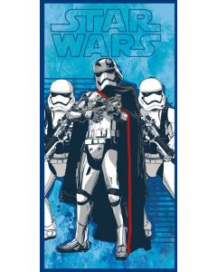 Star Wars håndkle 140 x 70 cm - bomull