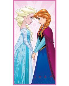 Disney Frozen håndkle 140 x 70 cm - bomull
