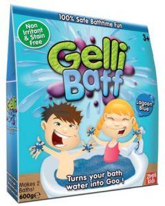 Gelli Baff 600 g - blå badeslush