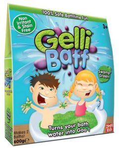 Gelli Baff 600 g - grønn badeslush