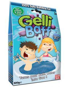Gelli Baff 300 g - blå badeslush