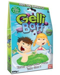 Gelli Baff 300 g - grønn badeslush