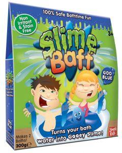 Slime Baff 300 g - blått badeslim