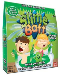 Slime Baff 300 g - grønt badeslim