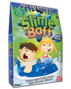 Slime Baff 150 g - blått badeslim