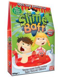 Slime Baff 150 g - rødt badeslim