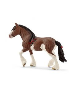 Schleich Clydesdale mare - Hoppe