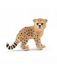Schleich Geopard baby