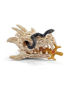 Schleich Dragon's treasure