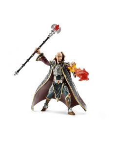 Schleich Dragon knight magician