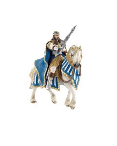 Schleich Griffin knight king on horse