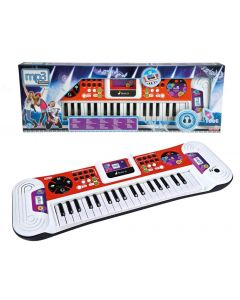 Keyboard My Music World - MP3 versjon