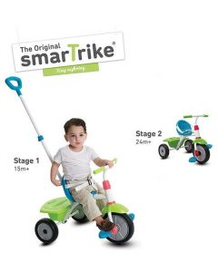 SmarTrike Fun 2 trehjulssykler i 1 - Parent Handle