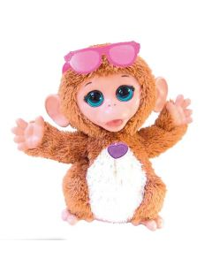 FurReal Friends Baby Cuddles - apekatten som får deg til å le