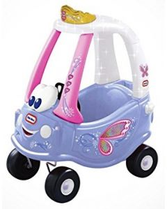 Little Tikes Fairy Cozy Coupe - gåbilen for de minste barna