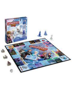 Monopol junior Disney Frozen - norsk versjon