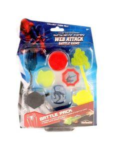 SPIDER-MAN Web Attack Battle Game