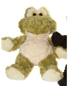 Molli Toys frosk plysjfigur - 18cm