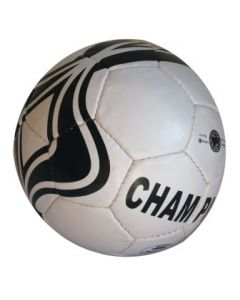 Fotball sort mønster 19cm