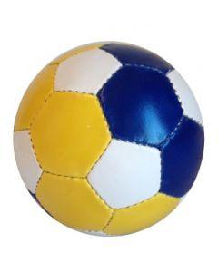 Håndball Sport Size 1 - gul/blå/hvit