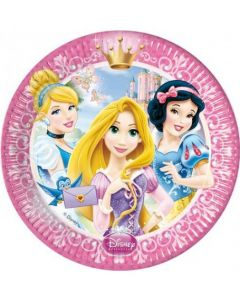 Disney Princess glamour tallerken 19.5cm