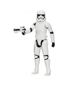 Star Wars E7 Hero Series 30cm figurer - EpVII Villain Trooper White