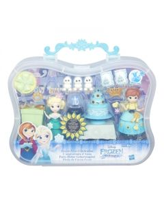 Disney Frozen Small Doll Story Pack - Frozen Fever Celebration