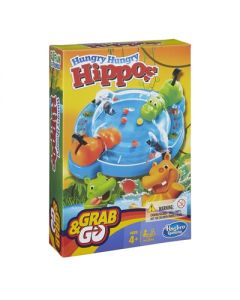 Hungry Hungry Hippos reisespill
