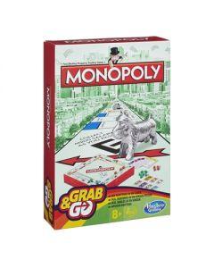 Monopoly reisespill