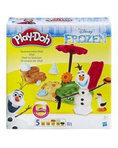 Play-Doh Disney Frozen Olaf lekesett