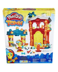 Play-Doh Town Fire Station