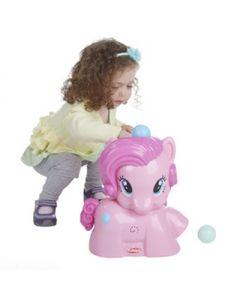 PS My Little Pony Pinkie Pie Busy Ball Popper