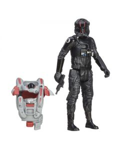 Star Wars E7 9,5cm figurer Armor pakning - First order The Fighter Pilote Elite