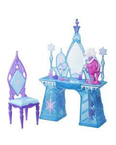 Disney Frozen Scene Set - Elsas sminkebord