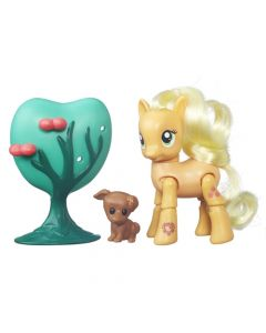 My Little Pony Explore Equestria Action Pack - Applejack