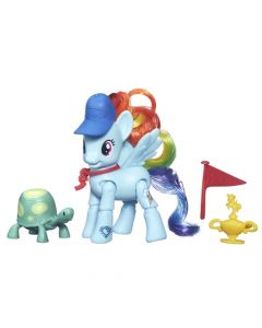 My Little Pony Explore Equestria Action Pack - Rainbow Dash