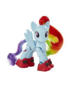 My Little Pony Picture Perfect Articulation Sightseeing - Rainbow Dash