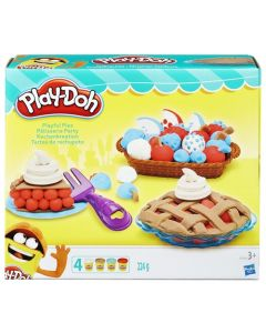 Play-doh Pie Set - paisett