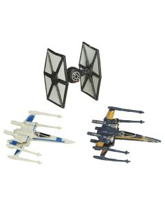 Star Wars E7 MM Vehicles - X-Wing Dogfight